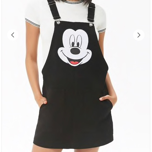 86201c533 Disney Other | Mickey Mouse Skirt Overall | Poshmark
